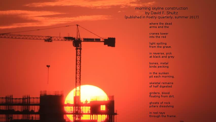 morning skyline construction